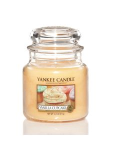 Yankee Candle Vanilla Cupcake - Medium Jar