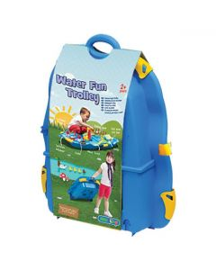 WATER GAME TROLLEY