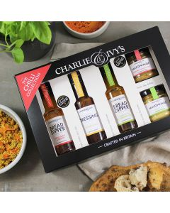 Charlie and Ivy 5pk Luxury Chilli Gift Collection
