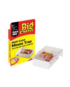 The Big Cheese Multi-Catch Mouse Trap