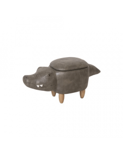 Croc Storage Footstool