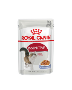 Royal Canin Instinctive (in jelly) 85g