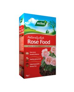 Rose Food With Horse Manure & Plant Stimulants 1KG