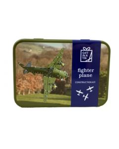 Gift In A Tin Fighter Plane
