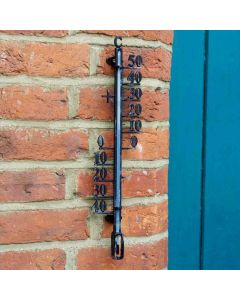 Outside-In Thermometer