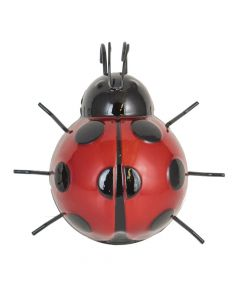 Ladybird Pot Hanger - Medium