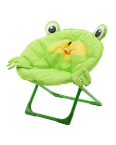 Childs Foldable Frog Chair