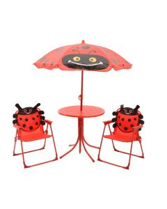 Childrens Ladybug patio Set
