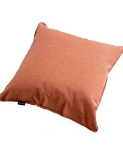 Salmon Square Weatherproof Scatter Cushion