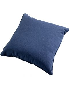 Navy Square Weatherproof Scatter Cushion