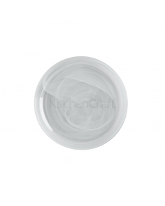 Maxwell & Williams Marblesque Plate 18.5cm White