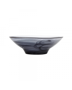 Maxwell & Williams Marblesque Bowl 26cm Black