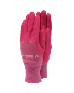 Town and Country Master Gardener Pink Ladies Gloves - Small