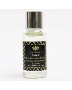 Signature Fragrance Oil - Black