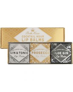 Classic Cocktail Lip Balm Giftset