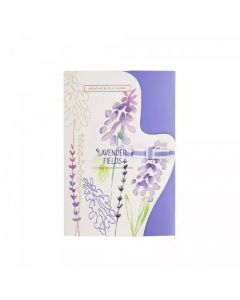 Lavender Fields Drawer Liners