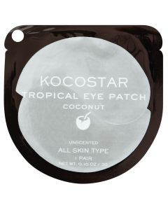 Kocostar Tropical Eye Patch - Coconut