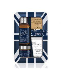 Baylis & Harding Mens Ginger & Lime Emergency Beard Kit