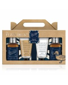 Baylis & Harding Mens Ginger & Lime 4 Piece Set