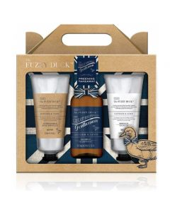 Baylis & Harding Mens Ginger & Lime 3 Piece Set