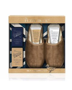 Baylis & Harding Mens Ginger & Lime Slipper Set