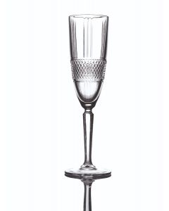 RCR Brillante Champagne Flutes Set of 6