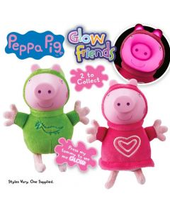 Peppa and Friends,  Glow Friends - Two Assorted