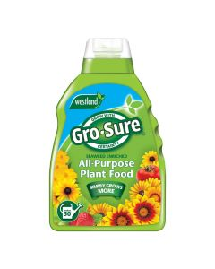 Gro-Sure Super Enriched All Purpose Plant Food