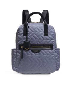 Radley Finsbury Park Quilted Medium Zip Top Backpack - Fossil