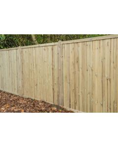 Decibel Boise Reduction Fence Panel 6x6