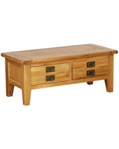 Vancouver 2 Drawer Coffee Table