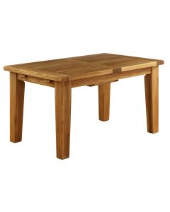 Vancouver Extending Dining Table 1.8 - 2.3m