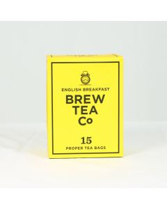 English Breakfast Tea 15 Bags