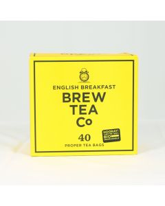 English Breakfast - 40 Proper Tea Bags