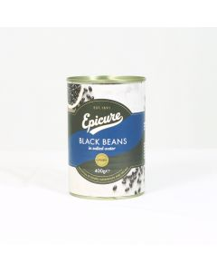 Black Beans in Salt Water 400G