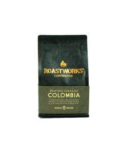 Colombia Whole Bean Coffee 200g