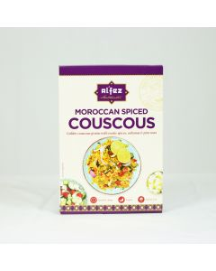 Morrocan Spice Couscous