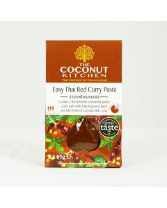 Coco Kitchen Easy Red Curry Paste