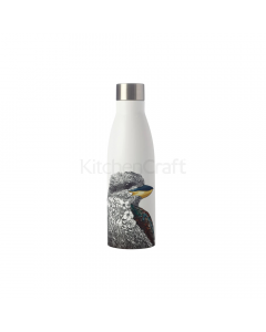 Maxwell & Williams Marini Ferlazzo 500ml Laughing Kookaburra Double Walled Insulated Bottle