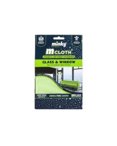 Minky M Cloth Glass