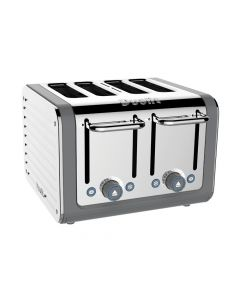 Dualit Arch 4 Toaster - Polished Grey