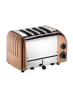 Dualit Classic 4 Slot Toaster - Copper
