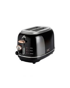 Tower Botega 2 Slice Toaster - Black