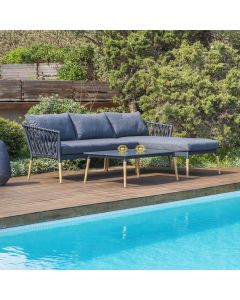 LifestyleGarden Ipanema Chaise Lounge Set