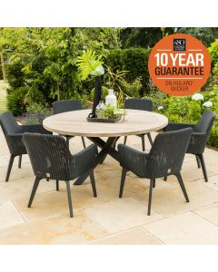 4 Seasons Lisboa 6 Seat Dining Set
