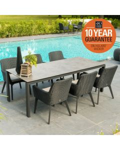 4 Seasons Lisboa 6 Seat Goa Dining Set