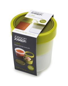 Joseph Joseph GoEat™ Space-saving Soup Pot Green