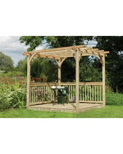 HD Ultima Pergola Deck Kit 2.4