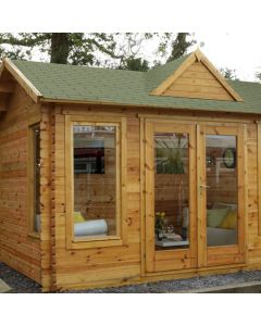 Alberley Log Cabin
