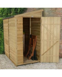 Overlap Wall Shed
